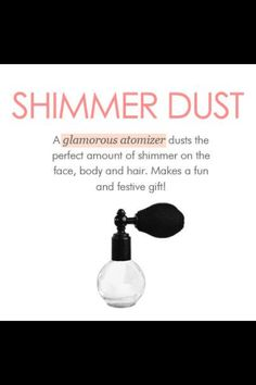 Glo Shimmer - Get Glowing!
