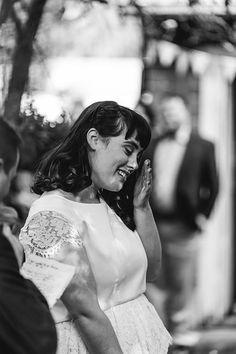 MARIAH + DYLAN // #wedding #bride #bridal #dress #lace #twopiece #sleeve #southaustralia #ceremony #reception #flowers #bouquet #photographer