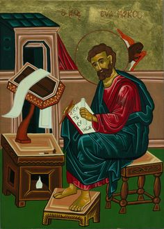 Feast of St. Mark; Christian Religious Observance; April 25; Evangelist, disciple of Jesus, and writer of the second Gospel. As San Marcos, he is patron saint of Venice, Italy, which claims to have his relics. Coptic Christians consider him the founder of the Coptic Church.