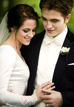 Edward en Bella bruiloft