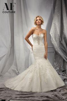 Angelina Faccenda Bridal by Mori Lee Dress 1311 | Terry Costa