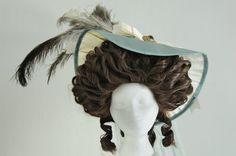 TUTORIAL! 18th century hat