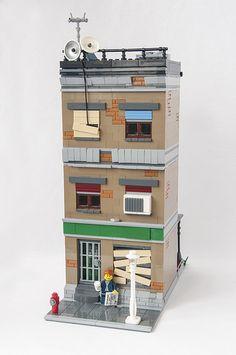 Derelict building | Flickr - Photo Sharing!