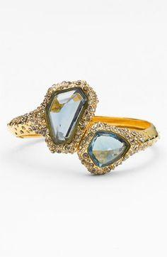 Trendy Diamond Rings : Alexis Bittar