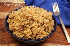 Pappadeaux Dirty Rice Recipe - TheLateFarmer.com