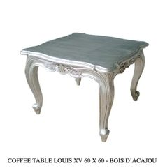 1000 images about tables basses style baroque on. Black Bedroom Furniture Sets. Home Design Ideas