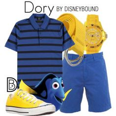disney bound outfits finding nemo - Google Search