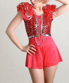 Vintage Tap Dance Circus Performer Ring Leader Sexy Acrobat Burlesque  Outfit Small to Medium on Etsy, $54.00