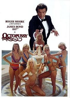 James Bond Movie Theme Songs & Images - Octopussy