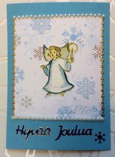 Joulukortti joulumyyjäisiin 2016, Joulutorilla Pieksämäen Veruritalleilla