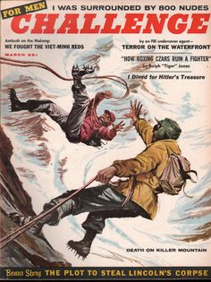 In the early part of last century, Outdoor Life was the magazine of western adventure. These twenty five covers were works of art that still stand the test of time. Hunting Magazines, Fishing Magazines, Old Magazines, Vintage Magazines, Vintage Ads, Oliver Reed, Outdoor Life Magazine, Adventure Magazine, Hunting Art