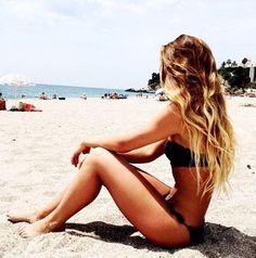 Summer hair secrets: Moroccan oil, coconut oil, dry shampoo, and surf spray. #SummerForever #F21xMe