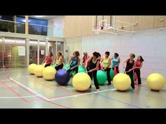 Drums Alive - Party Rock - YouTube