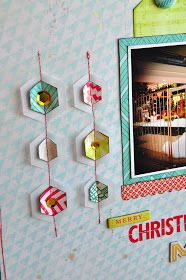 Blessed Scrapper: Emma's Paperie: Christmas Magic & Very Merry