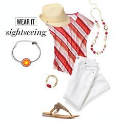 Sightseeing, wear it? snapmade