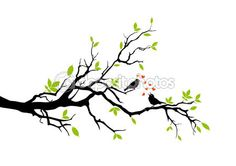 art colouring drawing of a modern tree - Google Search