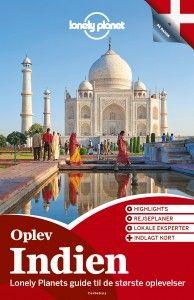 Omfattende guidebog fra Lonely Planet nu oversat til dansk. Med 'Oplev Indien' i hånden er det let at planlægge rejsen til det kæmpestore land.