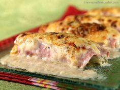Endives au jambon - Meilleur du Chef-simple et délicieux .