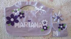 Kit  bolsa para menina