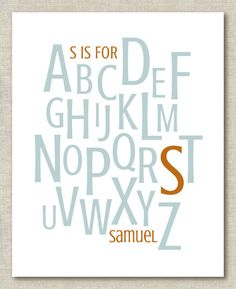 cute gift idea for baby shower, and easy to make and frame!