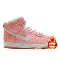 100% authentic 3a00f 5c9e3 Womens Nike Dunk High Skinny Paule Marrot Doves