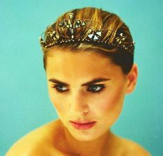 fairy tiara - irene mcbride