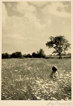 Summer, between 1910-33, by Inga Breder, via Preus Museum
