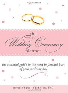 Best Wedding Ceremony Planning Book; www.vintageandlace.com