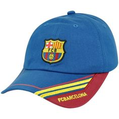 Fc Barcelona soccer hat cap Garment Wash official adjustable licensed product  #RHINOXGRUOP #FCBarcelona