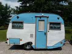 1974 Serro Scotty Travel Trailer in RVs & Campers   eBay Motors