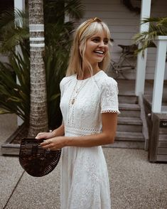 "Saasha on Instagram: ""White summer dresses... @forevernew_official #forevernewstyle"" • Instagram"