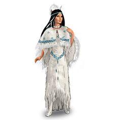 Winter Moon Bride Doll