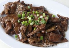 Beef Recipes, Cooking Recipes, Modern Food, Fried Beef, Beef Stir Fry, Food And Drink, Vegetarian, Menu, Yummy Food
