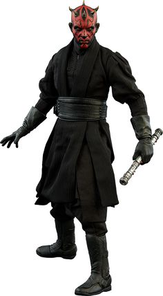 Darth Maul: Duel on Naboo  Sixth Scale Figure by Sideshow Collectibles