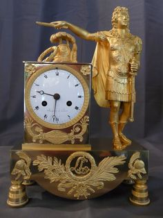 Large Vintage Wall Clocks, Large Clock, Antique Clocks, Louis Xiv, Table Watch, Classic Clocks, Wall Clock Online, Mantle Clock, Antique Watches