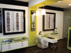 Opticians Store | Optical Display | Retail Design | Shop Fixtures | by Hmy Yudigar part of the HMY Group, your global shopfitting partner