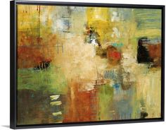 Lisa Ridgers Solid-Faced Canvas Print Wall Art Print entitled For Instance Big Canvas Art, Abstract Canvas Art, Canvas Art Prints, Canvas Wall Art, Framed Prints, Abstract Trees, Large Canvas, Large Art, Painting Prints