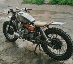 Steampunk Motorcycle, Ural Motorcycle, Custom Motorcycles, Custom Bikes, Cars And Motorcycles, Bobber Style, Bmw Boxer, Old Bikes, Moto Style