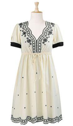 eShakti - Shop Women's designer fashion dresses, tops   Size 0-26W & Custom clothes - option for 3/4 sleeve
