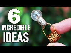 (728) 6 simple ideas and Life Hacks - YouTube