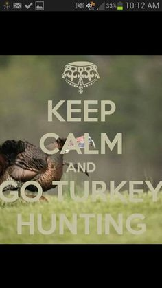 Turkey hunting