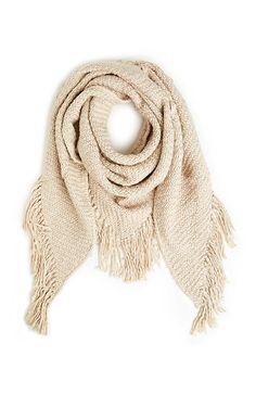 BIG soft scarf