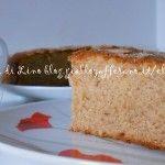 Torta cachi e mandorle soffice - Ricetta dolce senza burro