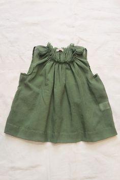 MAKIE:  Chiffon Camisole SS14