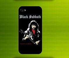 Black Sabbath Tony Iommi case for iPhone 4/4S iPhone 5 Galaxy S2/S3 #iPhonecase #iPhoneCover #3DiPhonecase #3Dcase #S4 #s5 #S5case