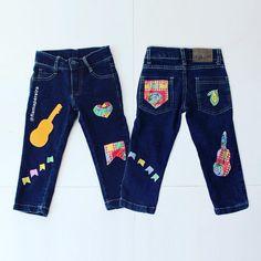 Roupa Festa Junina | Festa Junina Infantil Ideia de customização de roupa para festa junina | Roupa de festa junina infantil ♥