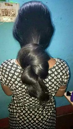Long Silky Hair, Super Long Hair, Bun Hairstyles For Long Hair, Braids For Long Hair, Black Hair Aesthetic, Indian Long Hair Braid, Beautiful Long Hair, Amazing Hair, Hair Videos