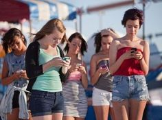 Phone Addiction Leads To Miserable Teens