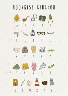 Moonrise Kingdom on Behance