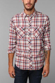 Salt Valley Venice Flannel Western Shirt